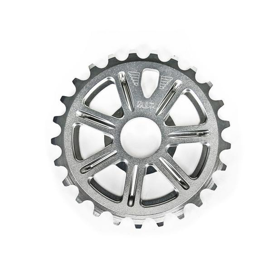 Cult Dak 25T Sprocket - Polished