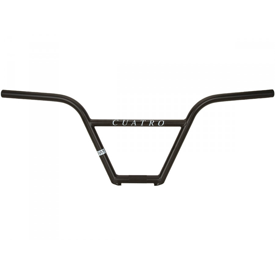 "Cult Cuatro 9.65"" Bars - Black"