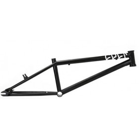 "Cult ""Race Pro"" 21.5"" Frame with Seat Clamp - Black"