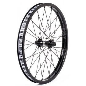 Cult Crew Front Match Wheel - Black