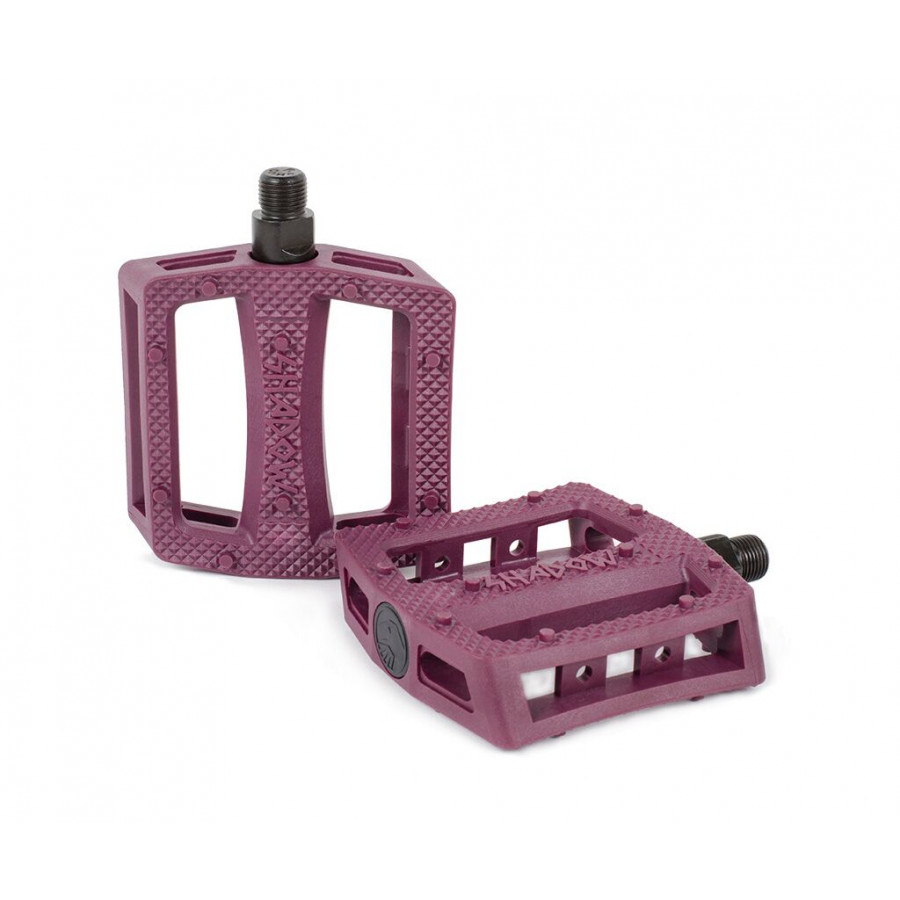 Shadow Ravager Plastic Pedals - Livid Purple