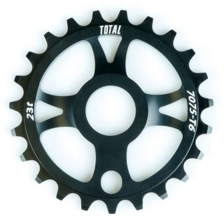 Total Rotary 25T Sprocket - Black