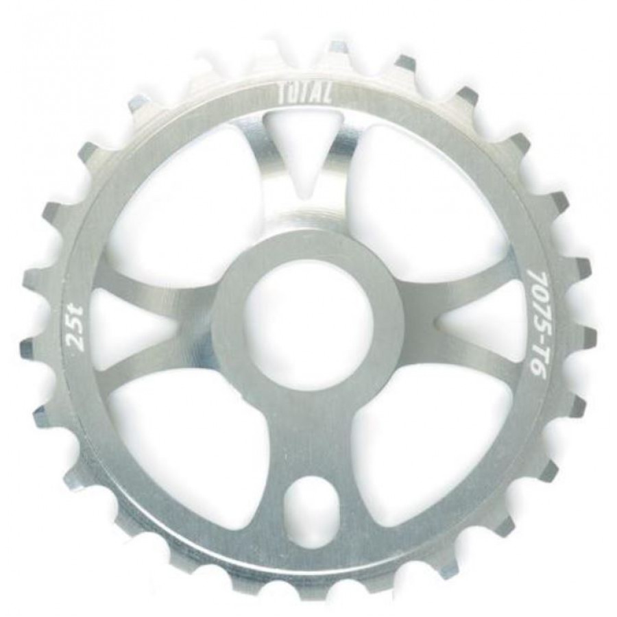 Total Rotary 25T Sprocket - Silver