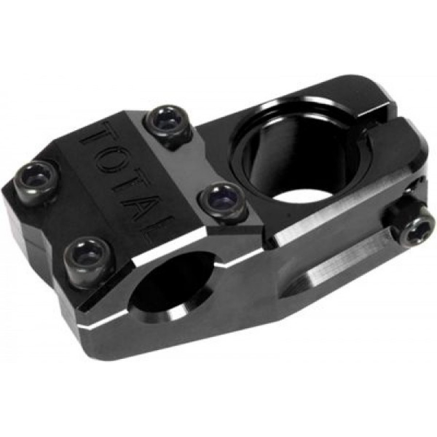 Total Team V2 TL 50mm Stem - Black