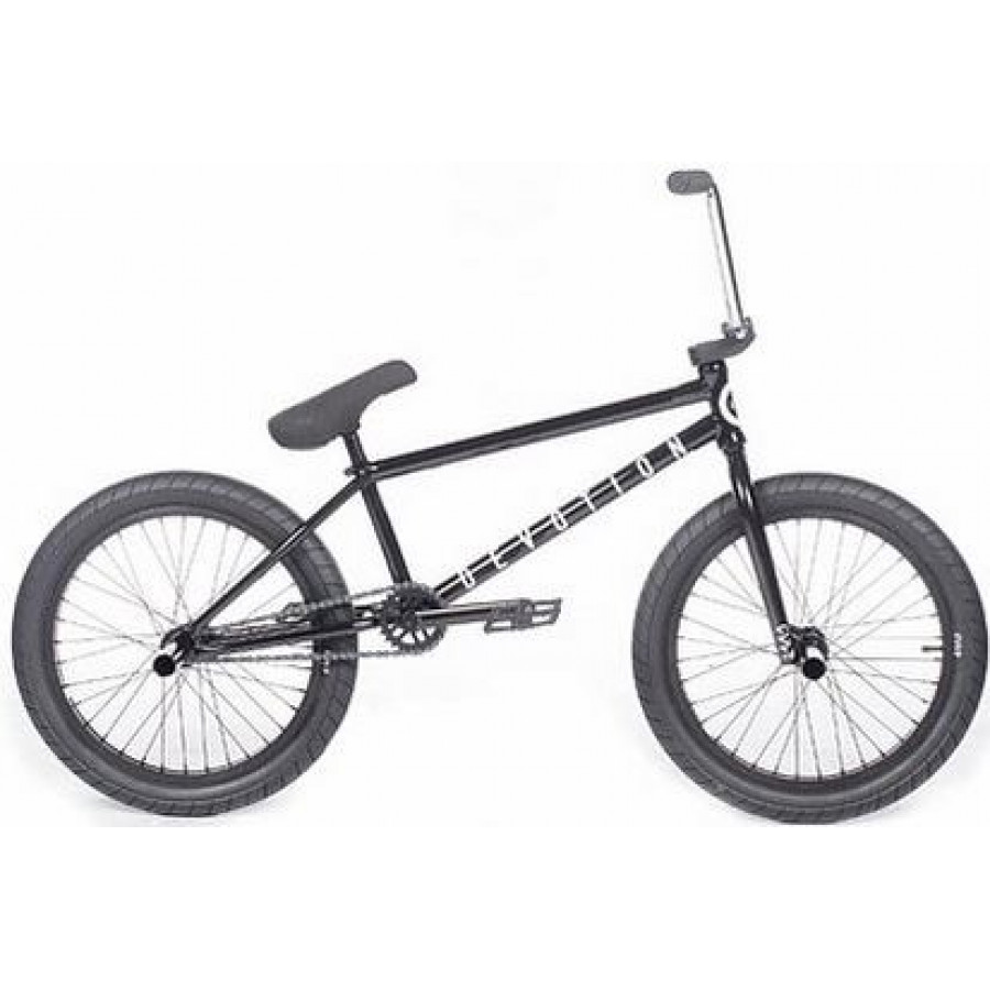 "2018 Cult Devotion A Complete 20"" Bicycle - Black"