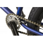 """2018 Fly Sion 21"""" LHD Complete Bike - Flat Trans Dark Blue"""