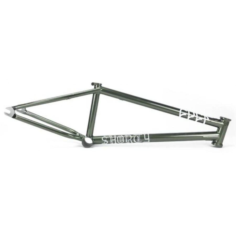 "Cult Kilian Short 21"" Frame - Metallic Green"
