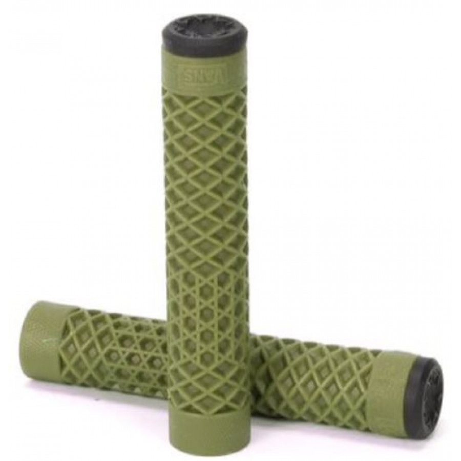 Cult Vans Waffle Grips - Army Green