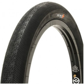 "Primo Richter 20""x2.40"" Wire Bead Tire - Black"