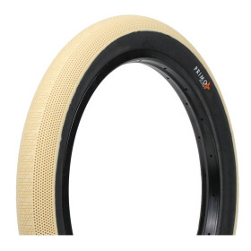 "Primo Richter 20""x2.40"" Wire Bead Tire - Off White"