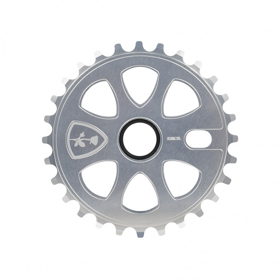 Subrosa Petal 28 Tooth Sprocket - High Polished