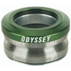 "Odyssey Integrated Headset-1-1/8"" - Hunter Green"
