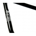 "Animal Empire State 9.50"" Handlebar - Black"