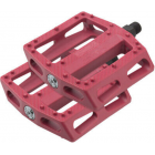 Animal Rat Trap Plastic Pedals - Red