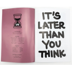 It's Later Than You Think DVD / Zine