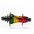 Cult Match v2 Rear Cassette Hub LHD 9T Female - Rasta