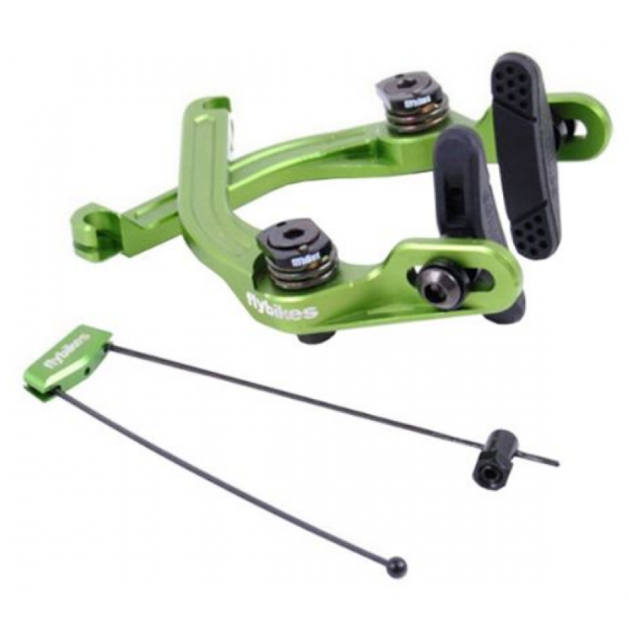 Fly Classico Brake - Green