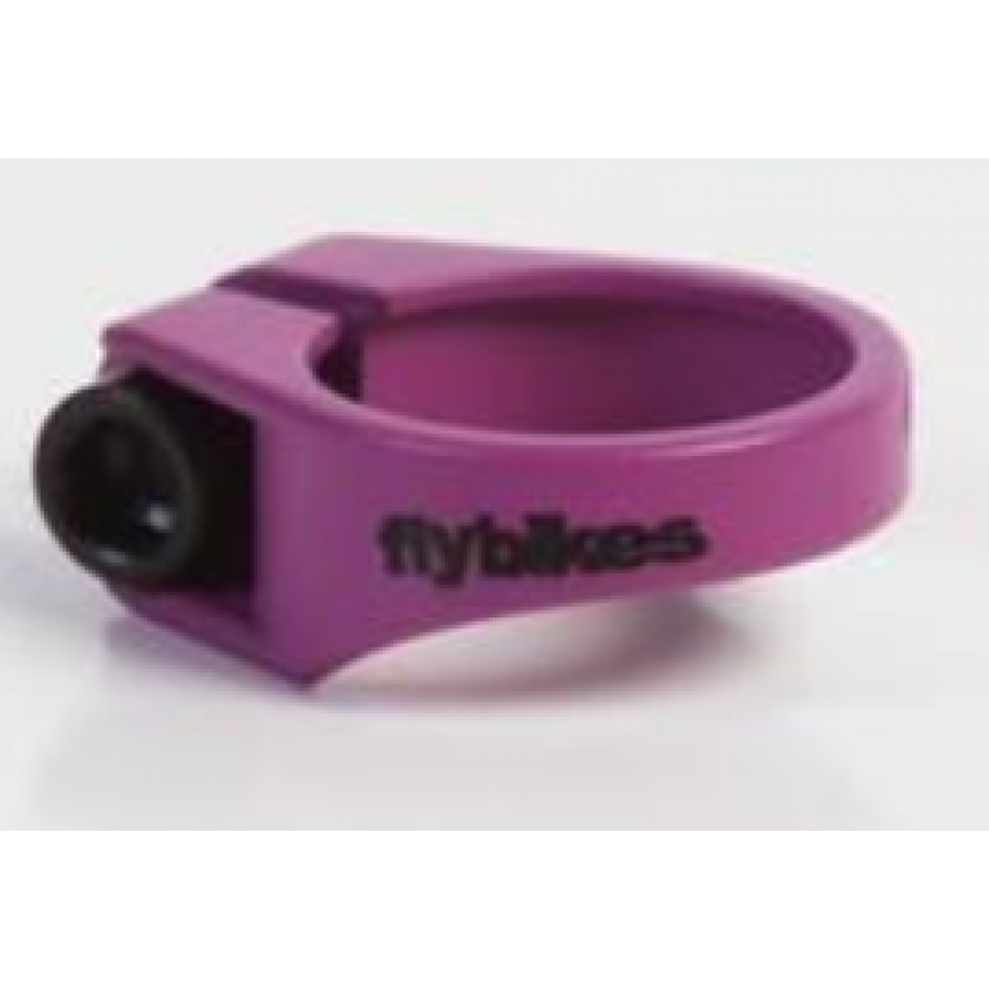 Fly Bikes Seat Clamp - Purple