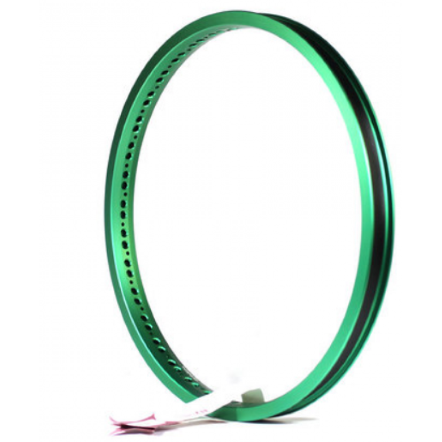 Fly Classic 36h Front Rim - Green