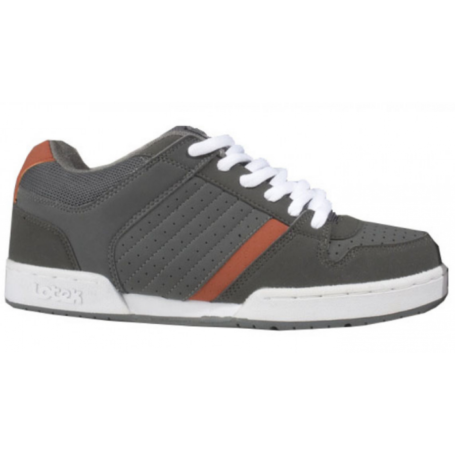 Lotek Delta Grey/Orange size - 11.5