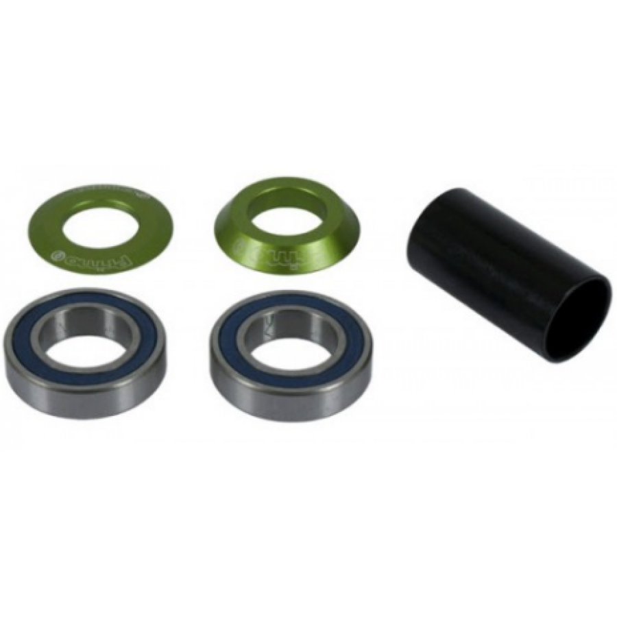 Primo Spanish 22mm Bottom Bracket - Green