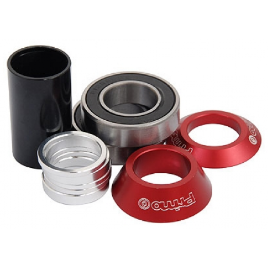 Primo Spanish 22mm Bottom Bracket - Red