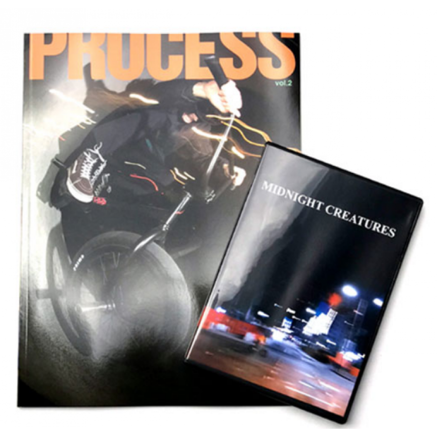 Process Volume #2 (Includes Magazine, DVD & Poster)