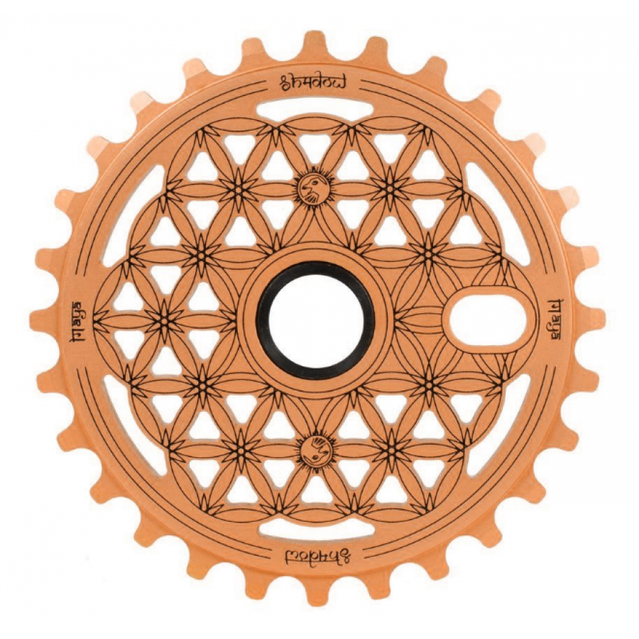 Shadow Maya 25T Sprocket - Copper