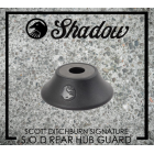 Shadow Slide or Die Hub Guard - Black