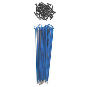 The Shadow Conspiracy Straight Spokes 188mm - Blue