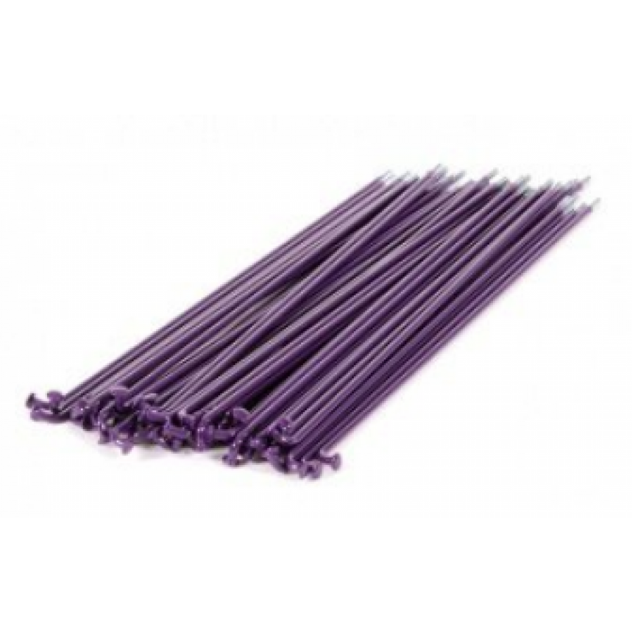The Shadow Conspiracy Straight Spokes 194mm - Purple