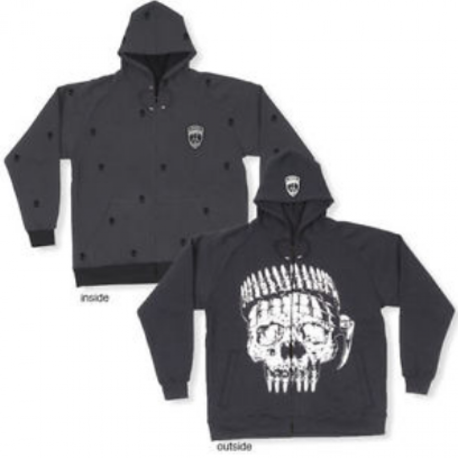 Shadow Conspiracy War Head Reversible Hoody - Small