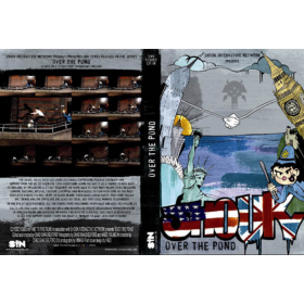 SHOOK DVD - Over The Pond