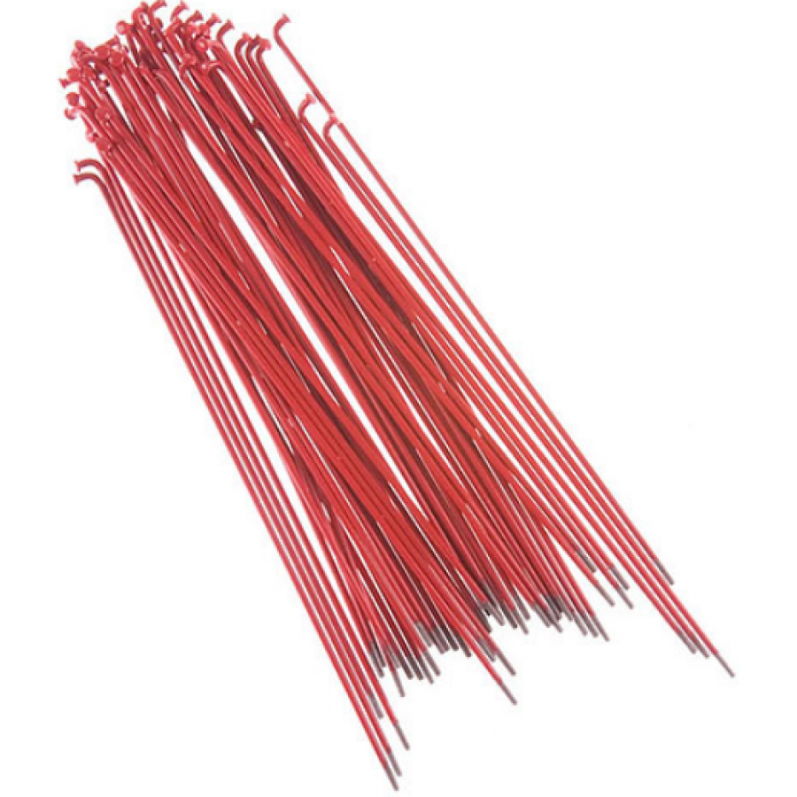 Primo 182mm Spokes - Red