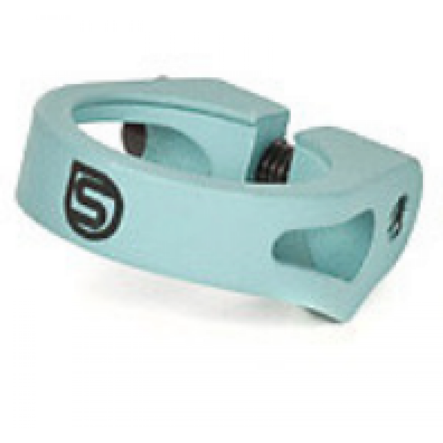 Sputnic Seat Post Clamp - Teal