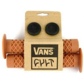 Cult Vans Waffle Grips w/ Flanged - Gum