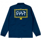Cult Throw Away The Key Jacket Large - Blue