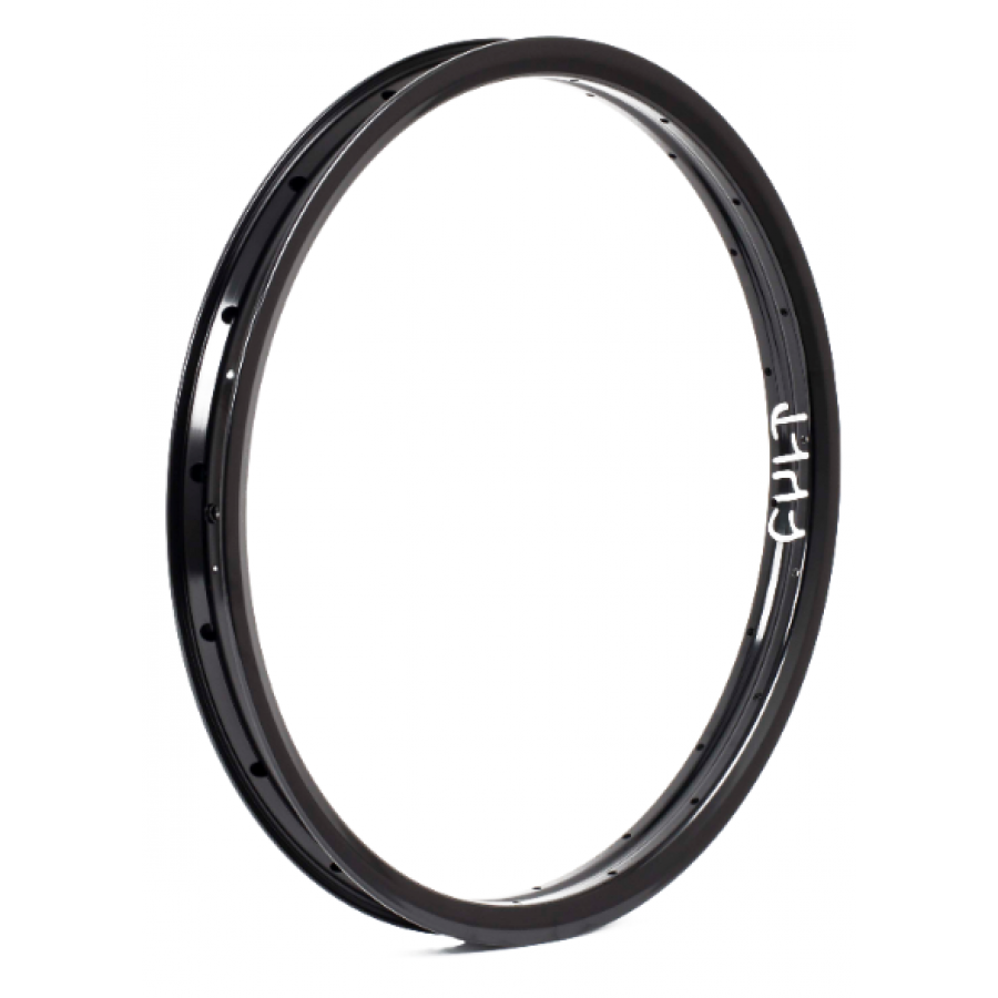 Cult Match V2 Rim - Black
