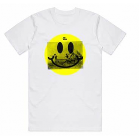 Cult My War Tee Small - White