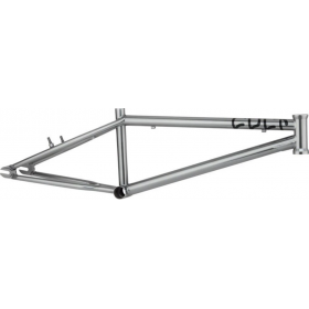 "Cult Race Pro Frame 21.5"" -Silver"