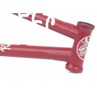 "Cult Corey Walsh 21.5"" Frame - Red"