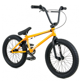 "2020 Fly Nova 18"" LHD Complete Bike - Gloss Orange"