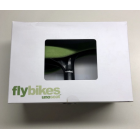 Fly Bikes Uno Seat/Post Combo - Black/Green