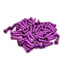 Primo Alloy Nipples 14g 50/BG - Purple