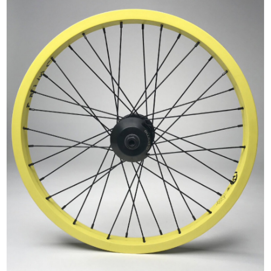 Primo Balance/ VS RHD Freecoaster Wheel - Yellow/Black