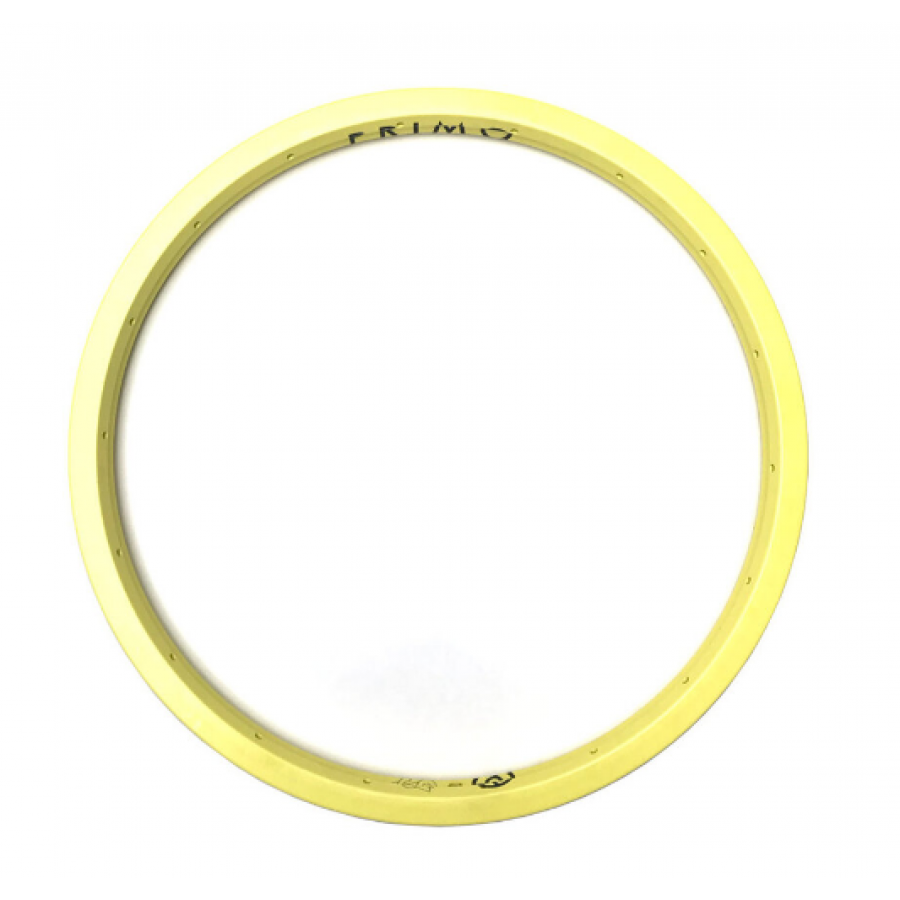 Primo VS 7005 Rim 36h - Matte Yellow