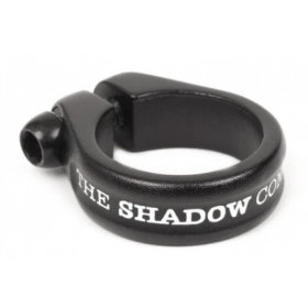 Shadow Alfred seat clamp - Black