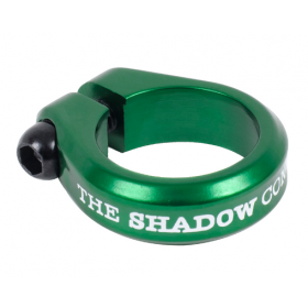 Shadow Alfred seat clamp - British Racing Green