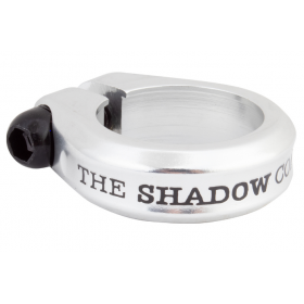 Shadow Alfred seat clamp - Raw Polished