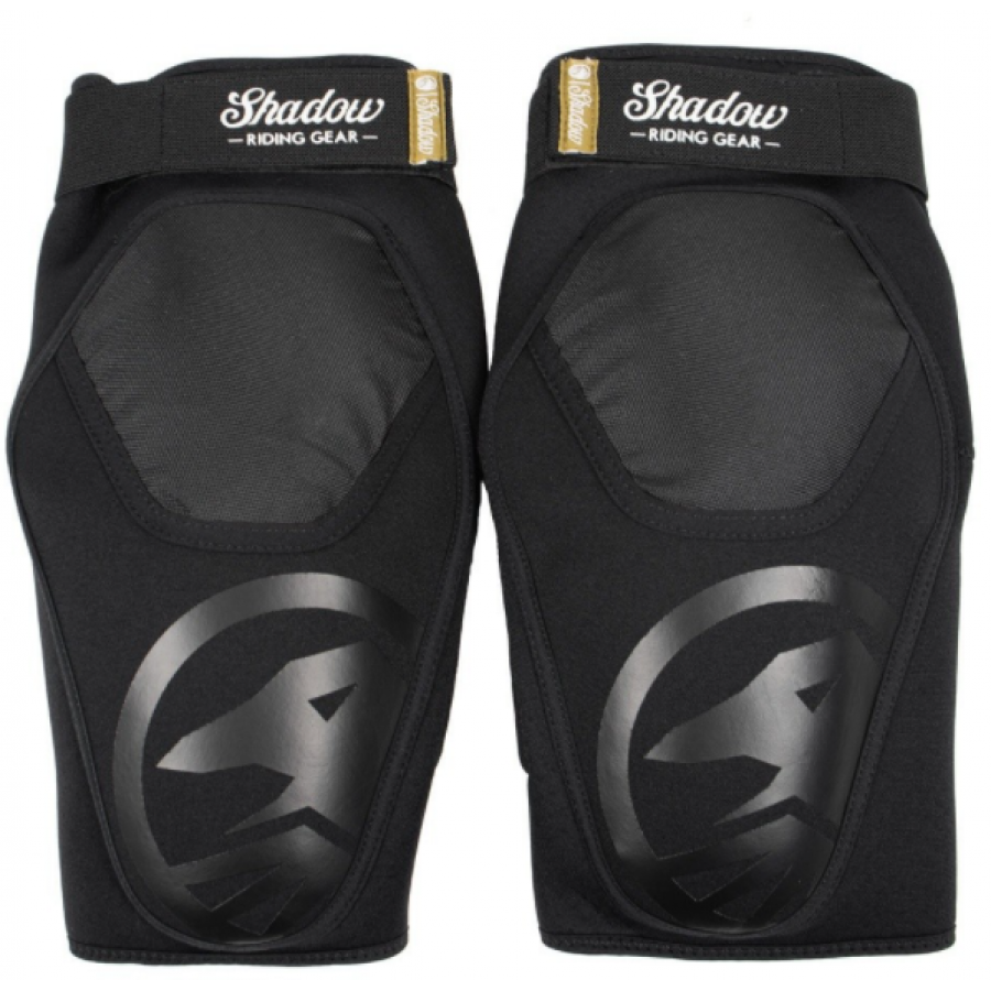 Shadow Super Slim V2 Knee Pads Black - Large